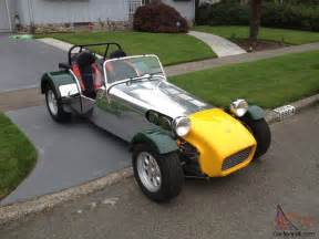 Lotus Seven For Sale 2001 Caterham Lotus Seven 7