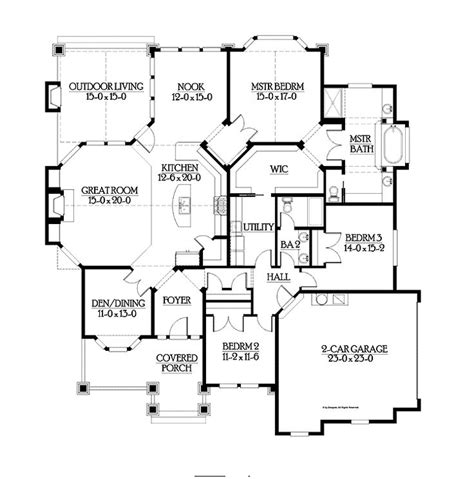 floor plans for entertaining home plans for outdoor entertaining