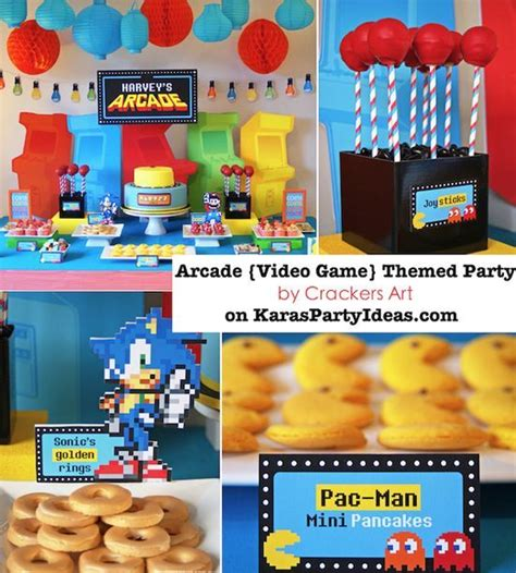 game themed events 49 best sonic birthday party ideas decorations and