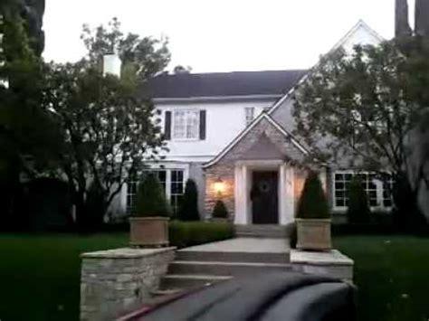 mcintyre house eu na casa do joey mcintyre youtube