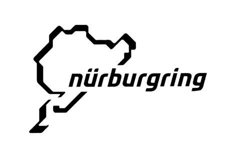 Aufkleber Nürburgring by N 252 Rburgring Aufkleber Neues Logo N 252 Rburgring Aufkleber