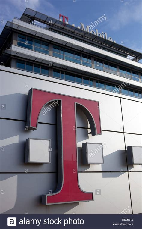 T Mobile Corporate Office by Company Headquarters T Mobile Logo Prague Republic