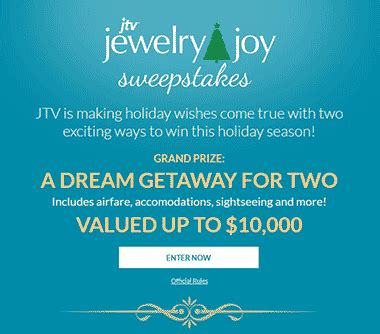 Jtv Com Sweepstakes - www jtv com joy jtv s jewelry joy sweepstakes
