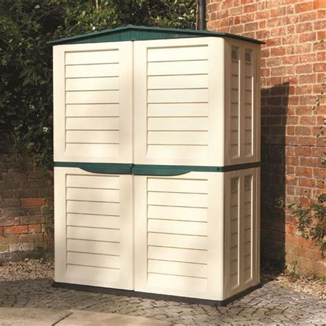 5 X 3 Plastic Shed 5 x 3 plastic shed 1510mm x 830mm shedsfirst