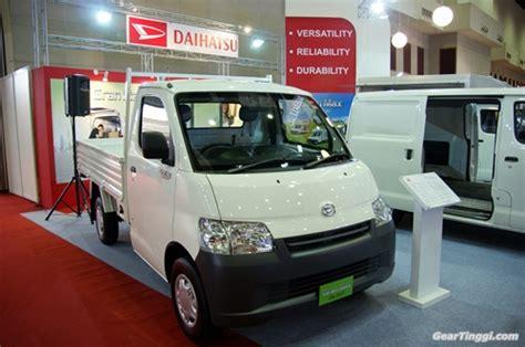 Harga Vans Grand Indonesia panel daihatsu gran max geartinggi