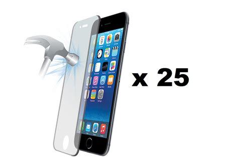 25 pack h 228 rdat glas iphone 6 6s plus bulk k 246 p h 228 r teknikdelar se