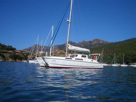 boat brokers hobart 1991 custom hobart 1110 sail boat for sale www