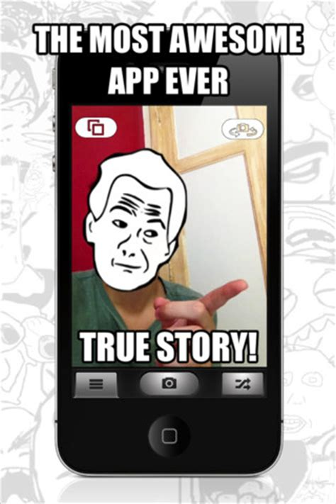 Best Meme Apps For Iphone - top 6 best meme rage comics iphone apps youngblah