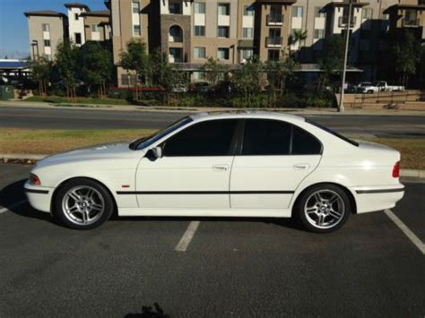 2000 bmw 540i m package purchase used 2000 bmw 540i sedan 4 4l m sport package