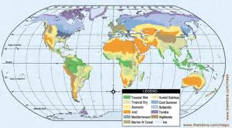 climate map world climate maps maps economy geography climate