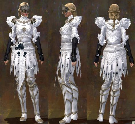 Gw2 Light Armor Gallery by Gw2 Ascended Armor Gallery Dulfy