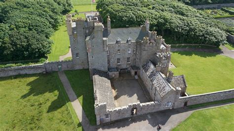 Beautiful Floor Plan by Castle Of Mey Venture North