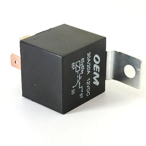Socket Relay Universal buy universal car auto relay kit fixed back 5 pin socket 5 wire 20a 30a bazaargadgets