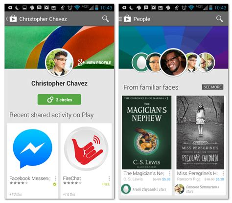 Can T Update Play Store Play Store Update Brings New Section
