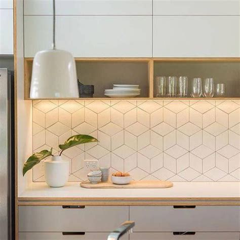 modern kitchen tiles backsplash ideas m 225 s de 20 ideas incre 237 bles sobre azulejos geom 233 tricos en