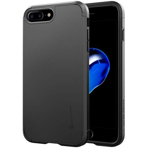 iphone 7 plus cases iphone 7 plus luvvitt ultra armor shock absorbing best heavy duty dual layer tough