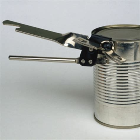 how to open a can with can opener how to open a metal can without using a can opener