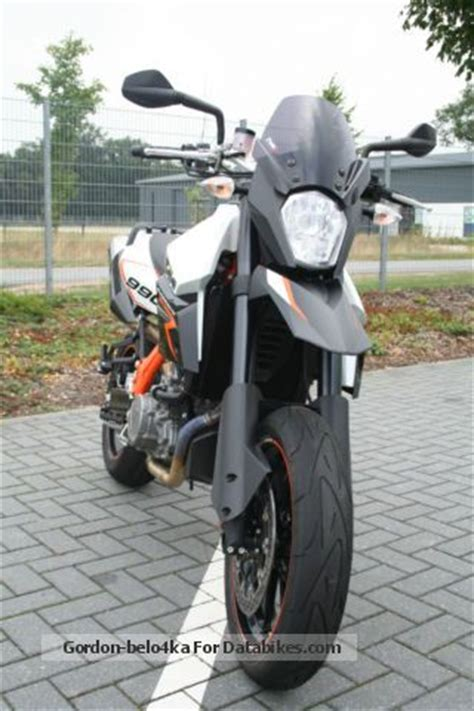 Ktm 990 Smr Exhaust 2010 Ktm 990 Supermoto With Akrapovic Exhaust System