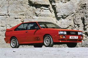 Audi Ur Quatro Ausmotive 187 Past Master Audi Ur Quattro