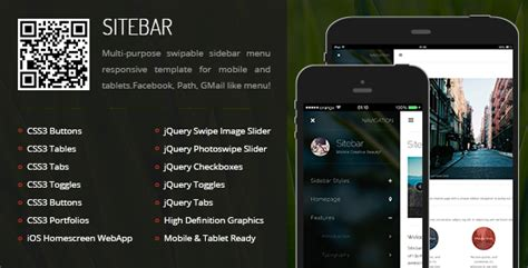 themeforest webby mobile and tablet responsive 22 best premium mobile templates website themes