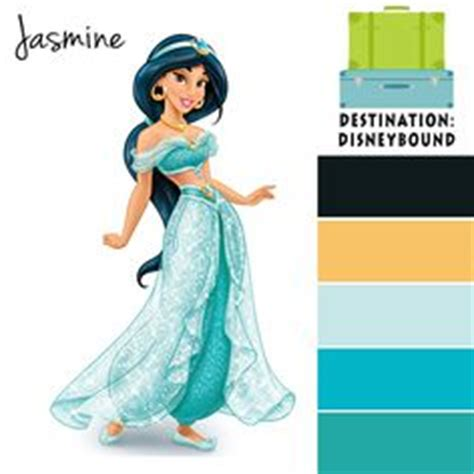 1000 Images About Disneybound And Outfits On Pinterest Disney Princess Color Scheme