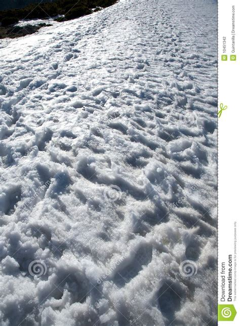 rugged snow rugged snow slope stock photography image 10451342