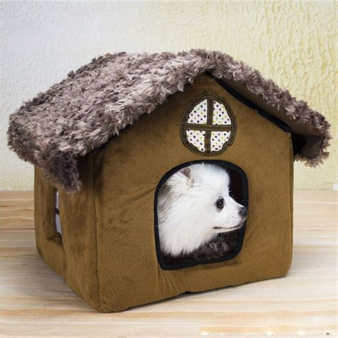 cute indoor dog houses chihuahua dog beds dog breeds picture