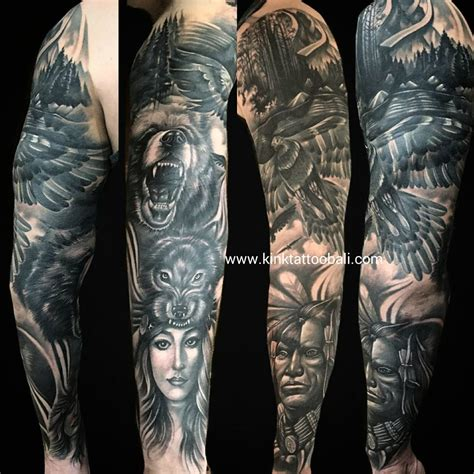 bali tattoo awards black grey kink tattoo bali