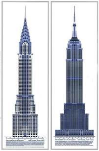 How To Draw Chrysler Building P Kent Fairbanks Architect Photographer Historical
