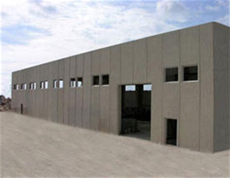 pannelli prefabbricati per capannoni strutture in legno a trapani