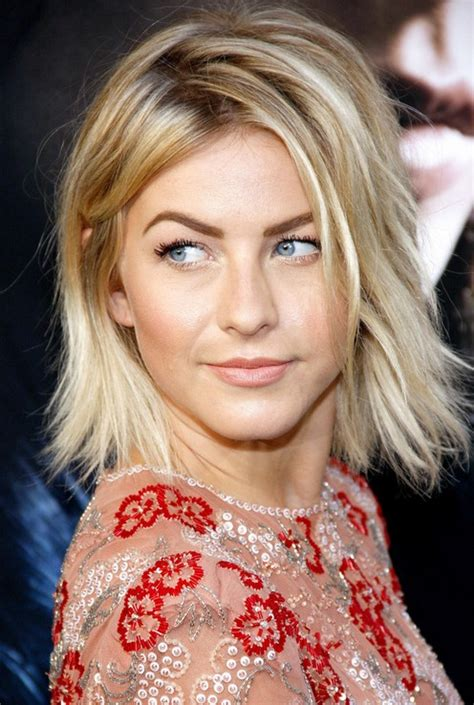 how to get julianne houghs bob julianne hough short layered choppy bob hairstyle for