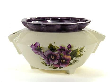 Violet Planter by Large Violet Pot Self Watering Planter