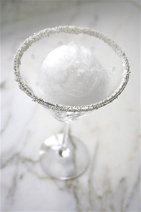 martini chagne snowball martini christo