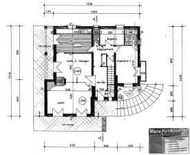 puybouffat architecte agence architecture dplg brive site plan drawing and