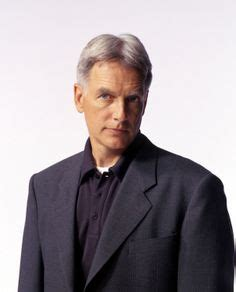 why jethro gibbs such ugly haircut mark harmon and pam dawber ncis pinterest mark