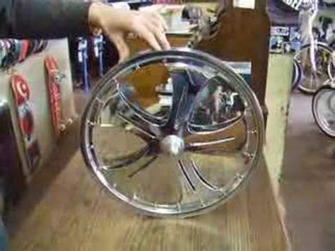 Noken As Spin By Bike World my rims keep spinning