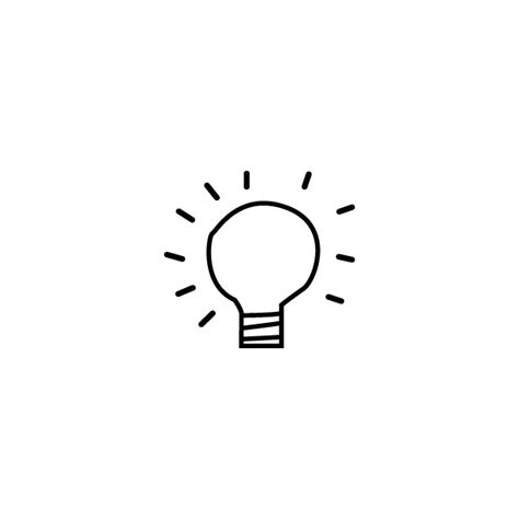 doodle god how to create light bulb light bulb icon endless icons