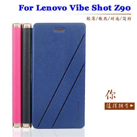Flipcase Flipcover Lenovo Vibe A 1 italy high quality leather for lenovo vibe z90
