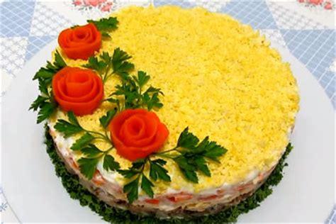 la cucina russa cucina russa mimosa insalata russa di pesce ciao