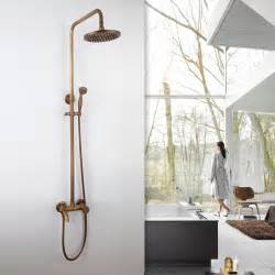Shower Faucet Ideas Antique Copper Modern Thermostatic Mixer Shower Valve