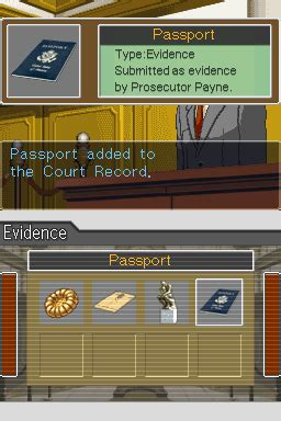 Court Records Ace Attorney Review Wright Ace Attorney Retro Gbatemp Net
