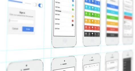 html css mobile layout 15 mobile app design ux ui trends 2015 stacktips
