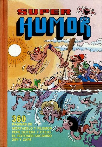 libro varias historietas super humor 1975 bruguera 1 ficha de n 250 mero en tebeosfera