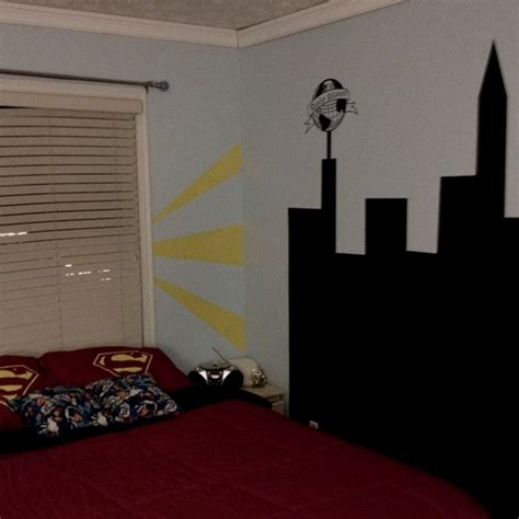 superman bedroom decor 25 best ideas about superman room on pinterest superman