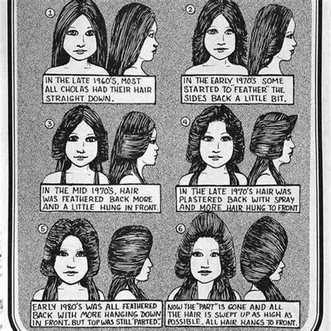chicano hairstyles 76 best images about vida chicana on pinterest chicano