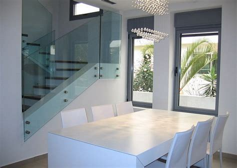 modern white dining room table enticing modern dining room tables for an elegant