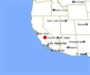 tulare profile tulare ca population crime map