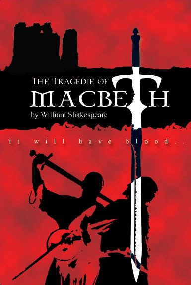 Shakespeare S Tragic In Macbeth by Macbeth Berrie Center For Performing And Visual Arts