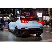 2019 Hyundai Veloster Gets New Look Lots More Tech