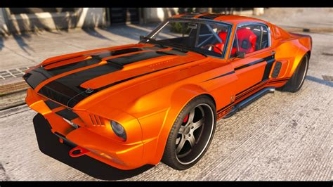 tuned mustang 1967 shelby mustang gt500 hq tuning gta5 mods com